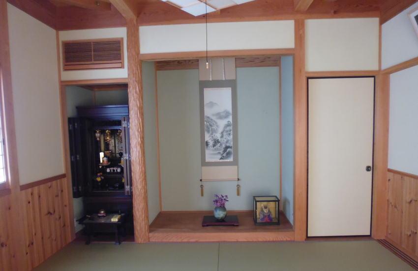 実家 空き家 仏壇